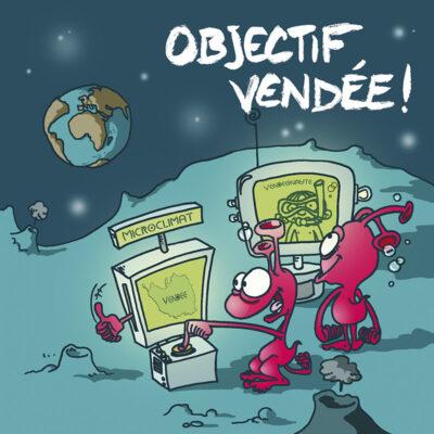 Carte postale objectif Vendée