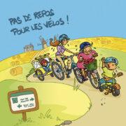Carte postale, Cartes postale, Carte postales, Cartes postales , Vendée, Vélo, Humour, Image humour