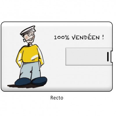 Clé usb originale – Vendée