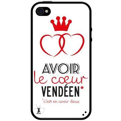 Coque pour smartphone humour – Vendée