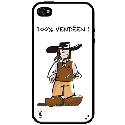 Coque smartphone humour – Vendée