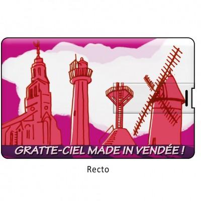 Clé usb humour – Vendée