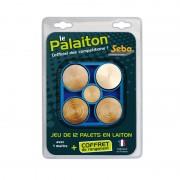 palet vendéen, jeux de palets, jeu du palet, Vendée, jeu de palets vendéen, palets en laiton