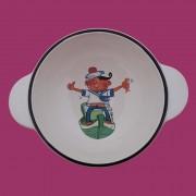 Bol à oreilles, bols à oreilles, bol en faïence, bols en faïence, Marin vendéen, Vendée