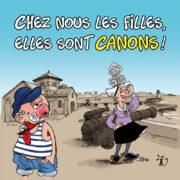 Carte postale, humour, image humour, Polpino, Vendée