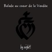 Carte postale, cœur de Vendée, cœur vendéen, image humour, humour, Vendée