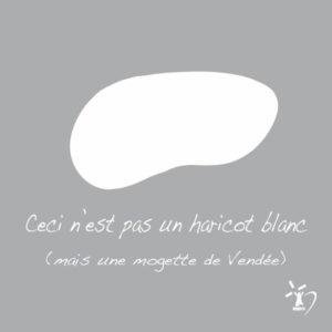 Carte postale, Image humour, Humour, Mogette de Vendée, Vendée