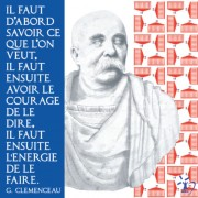 Magnet, Magnets, Vendée, Georges Clemenceau, Politicien