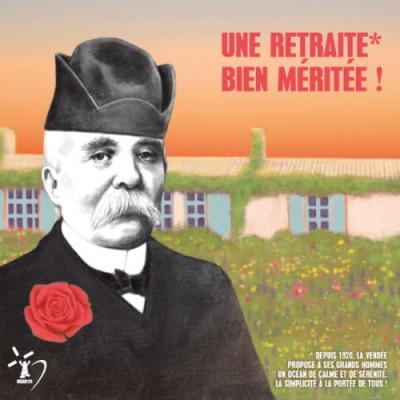 Magnet Clemenceau retraite