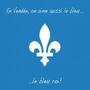 Magnet, Magnets, fleur de lys, Vendée, Humour, image humour