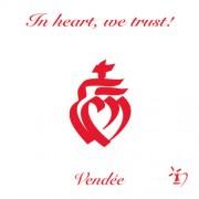 Magnet, Magnets, cœur vendéen, In heart we trust, Humour, Image humour
