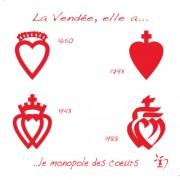 Magnet, Magnets, cœurs vendéens, Vendée, monopole des cœurs, humour, image humour