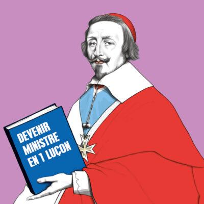 Carte postale Richelieu – Vendée