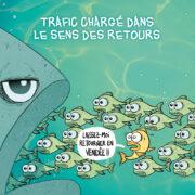 Carte postale, Carte postales, Cartes postale, Cartes postales, Retour de vacances, Vendée, Humour, Image humour