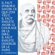 Magnet, Magnets, Vendée, Georges Clemenceau, Politicien