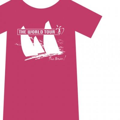 T-shirt_Vendée_Voile_Sorbet
